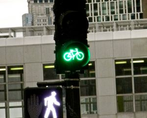 Cycling gets the green light in New York City