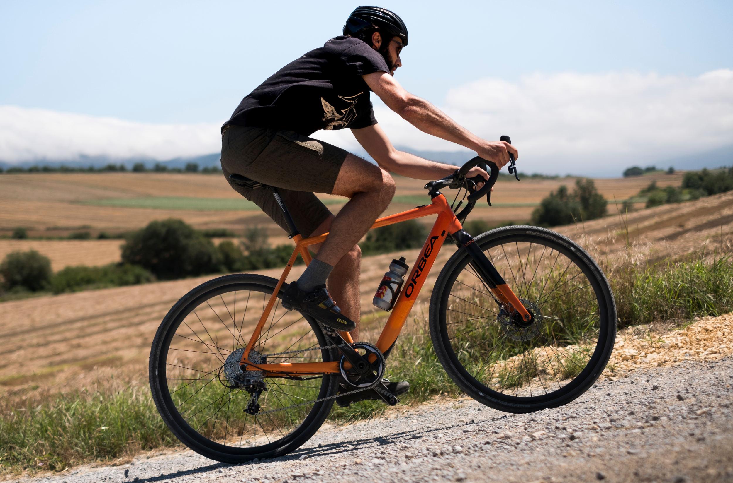Orbea Gain bicicleta eléctrica carretera bici eléctrica