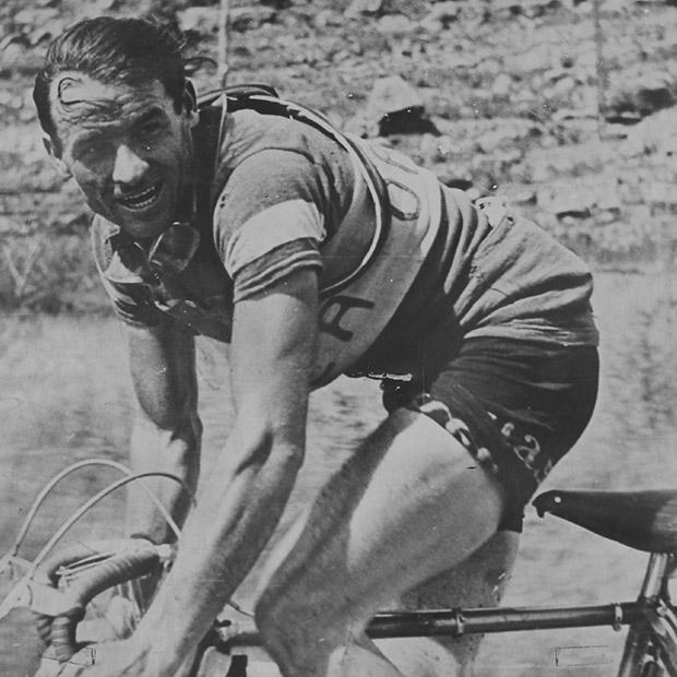 Mariano Cañardo fue el primer gran campeón de Orbea, el ciclista que abrió el camino de la marca a ser conocida por el gran público