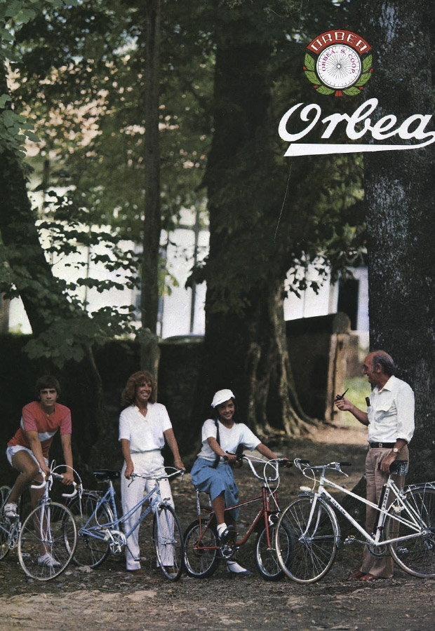 Orbea's culture was always at the forefront in the good times of the company