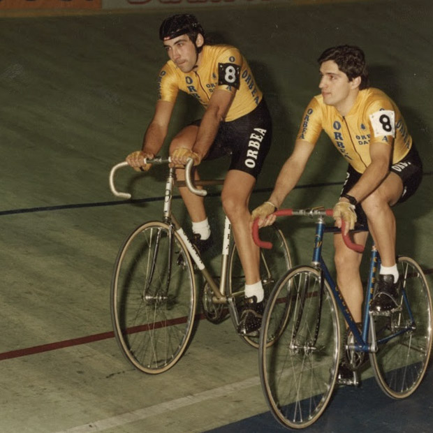 Orbea also revisited track racing, most notably in the Six Hours of Anoeta