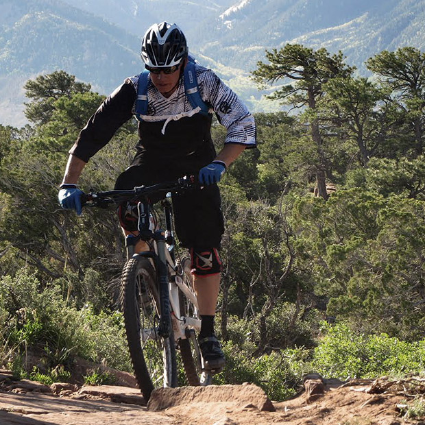 The evolution of the mountain bike and mountain biking has been drive by its users