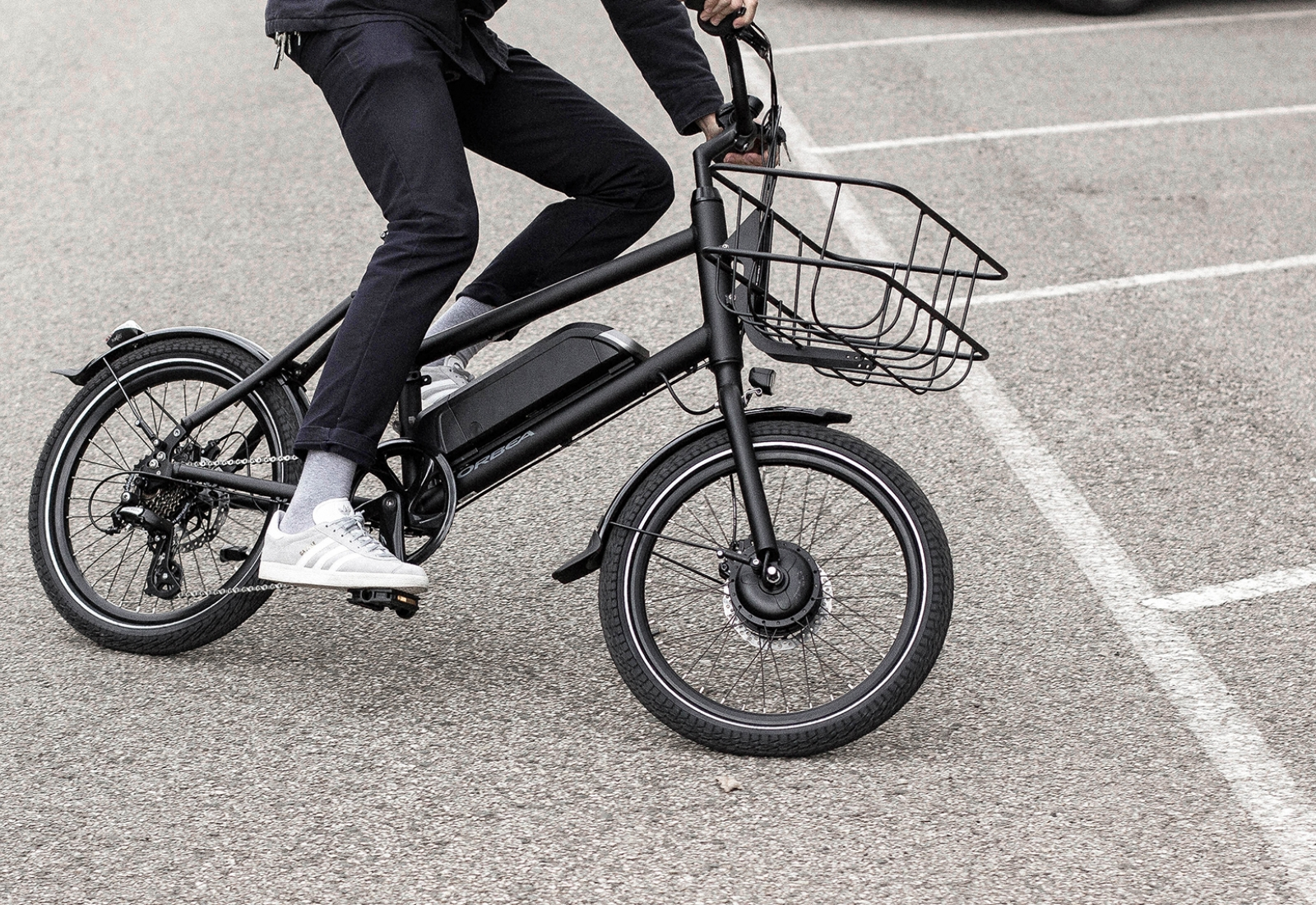 The democratization of e-bikes.