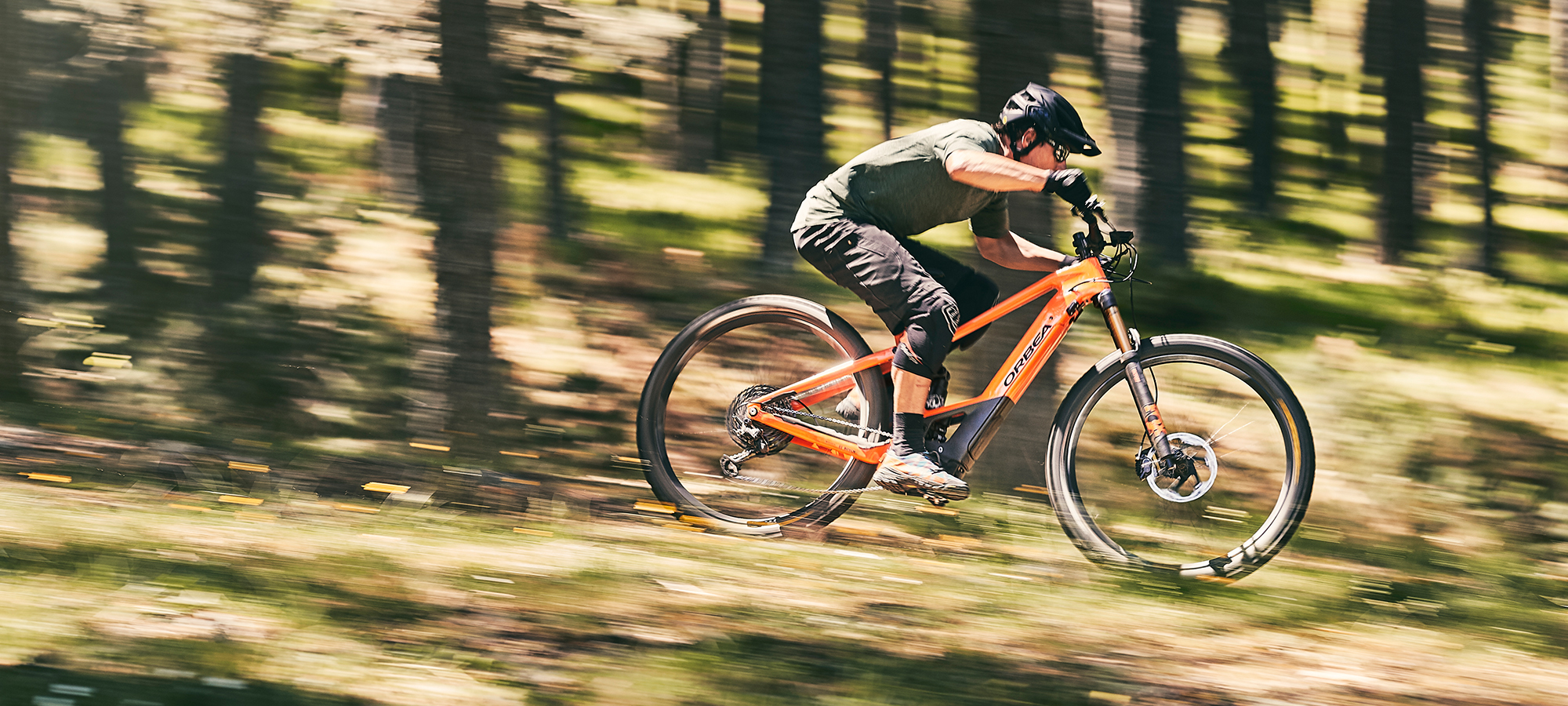Orbea Wild Fs e-bike review
