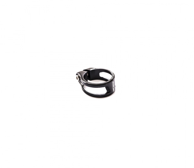 BLACK SEAT POST CLAMP OIZ 15