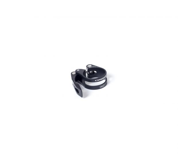 SEAT CLAMP Q/R 34.9 DIGIT BLACK