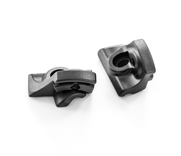 ORDU OMP SEAT POST SADDLE CLAMP 23MM OFFSET