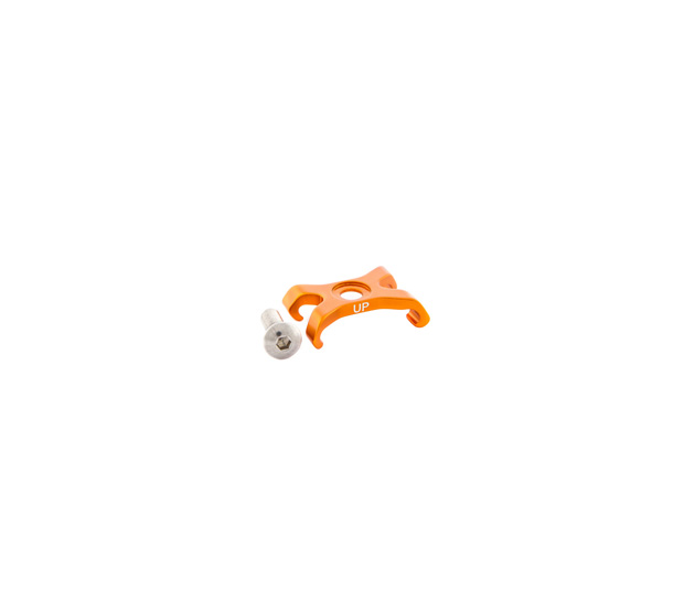 OCCAM DOWN TUBE CABLE GUIDE - ORANGE