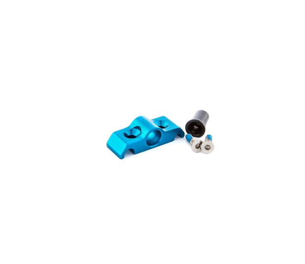 Rallon Double Cable Guide Blue