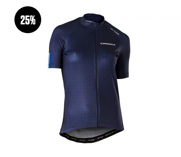 WOMEN JERSEY SS CLUB ORBEA
