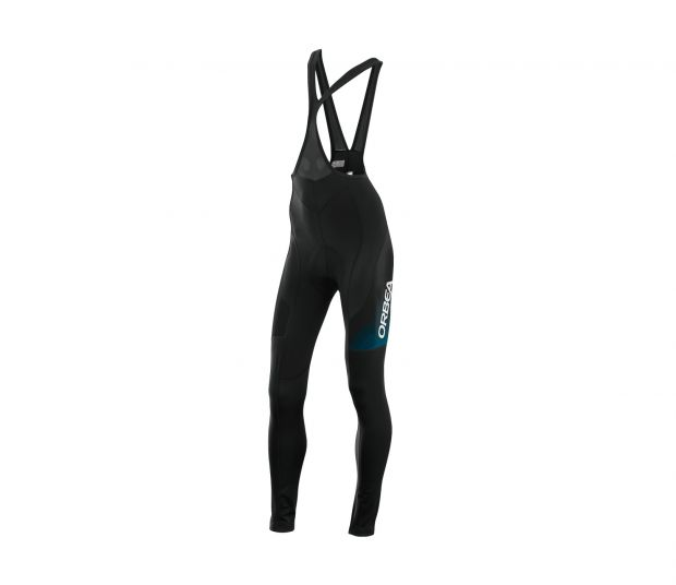 WOMAN FLEECE BIB TIGHTS RS1