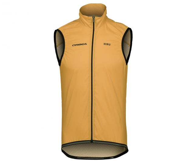 MEN WINDBREAKER GILET LIGHT