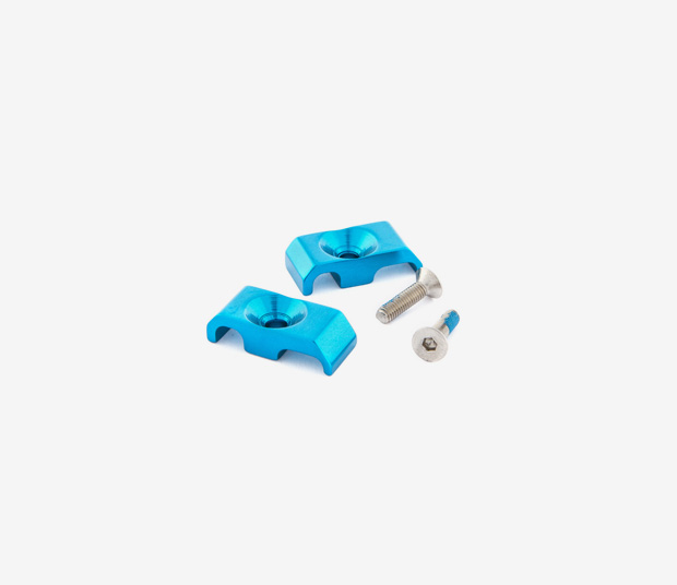 Rallon Single Cable Guide Blue