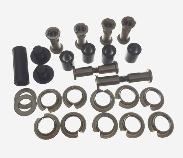 Oiz UFO Alloy Rebuild Kit