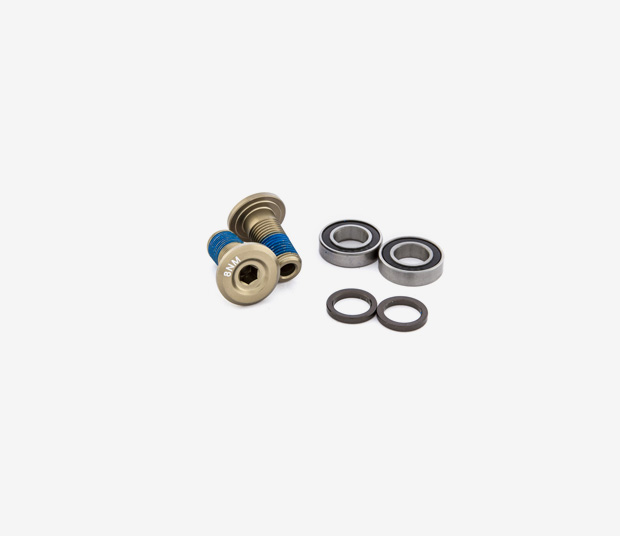 Occam Upper Linkage Bolt and Bearings