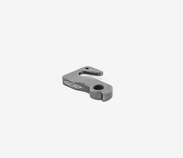 GREY DERAILLEUR HANGER FOR ALMA MODELS