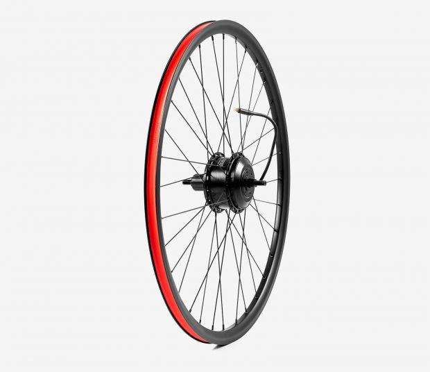 Motor rear wheel X35 ebikemotion. Ready 700c rim. 25 km/h