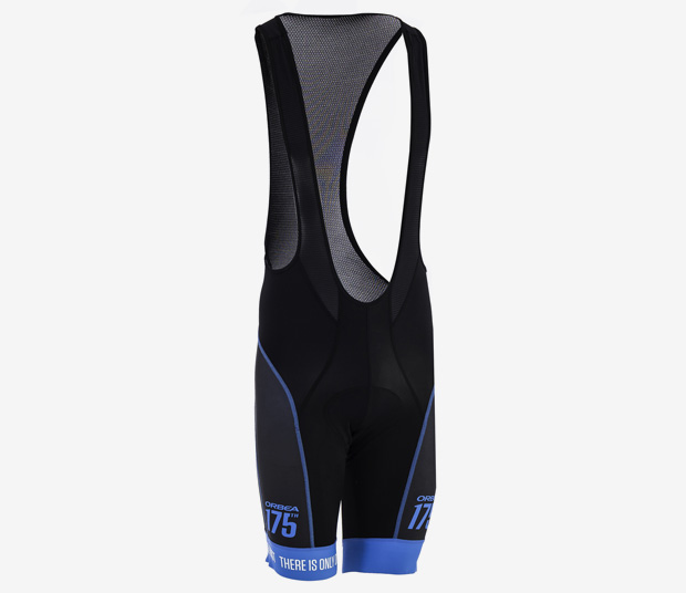 BIB SHORT 175th