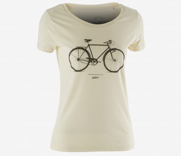 FRAUEN  RETRO T-SHIRT