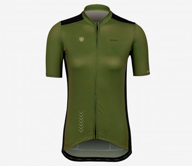 WOMEN JERSEY SS ADVANCED MUD