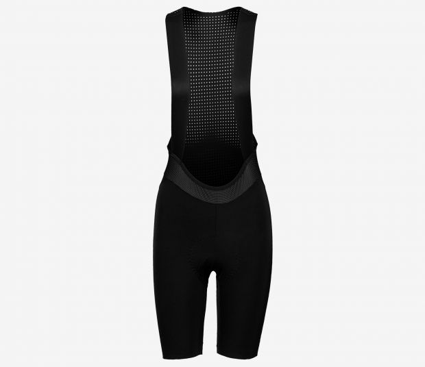 WOMEN BIB SHORT LAB 2ND SKIN