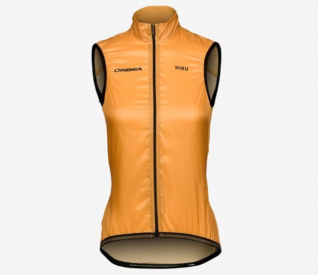 WOMEN WINDBREAKER GILET LIGHT