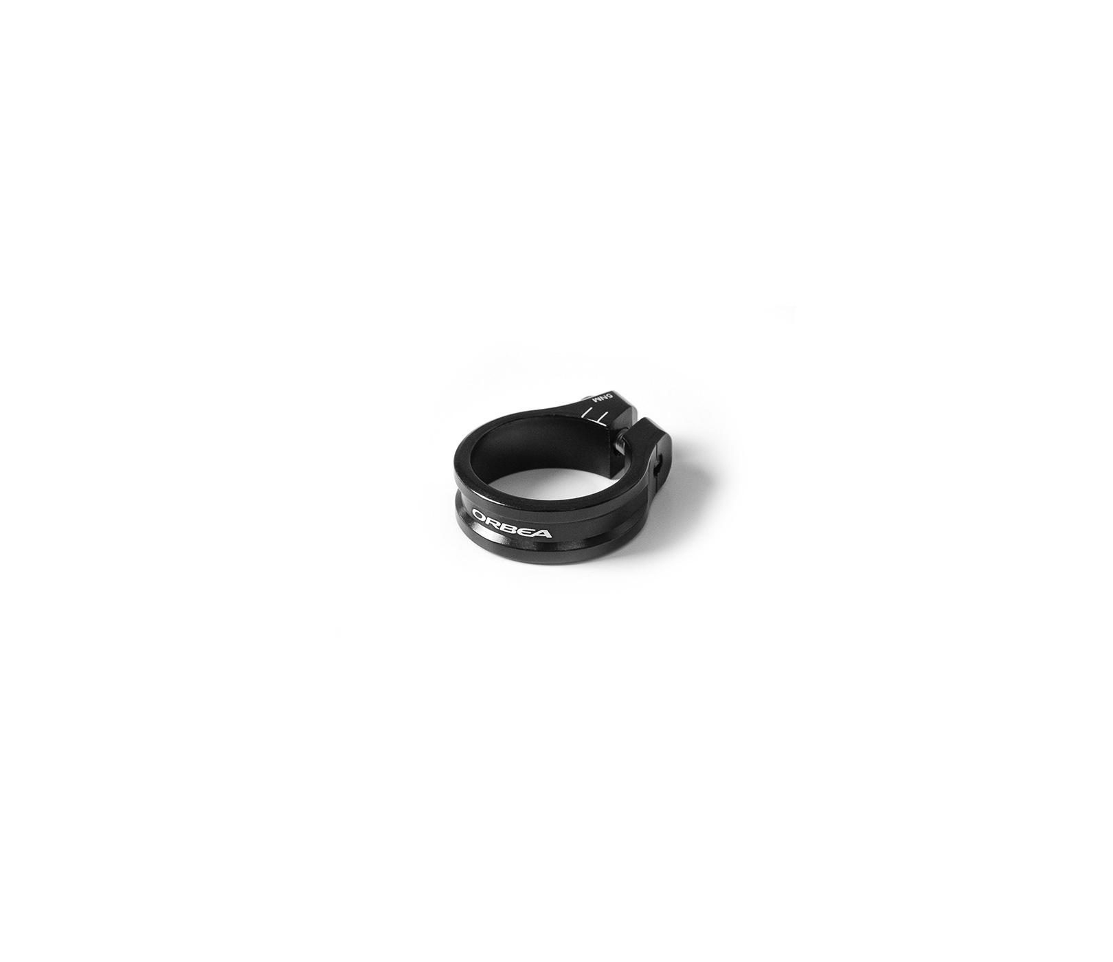 SEAT CLAMP MTB 34.9 BLACK