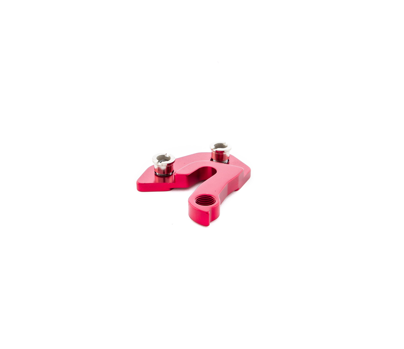 RED RIGHT DERAILLEUR HANGER FOR RALLON MODELS