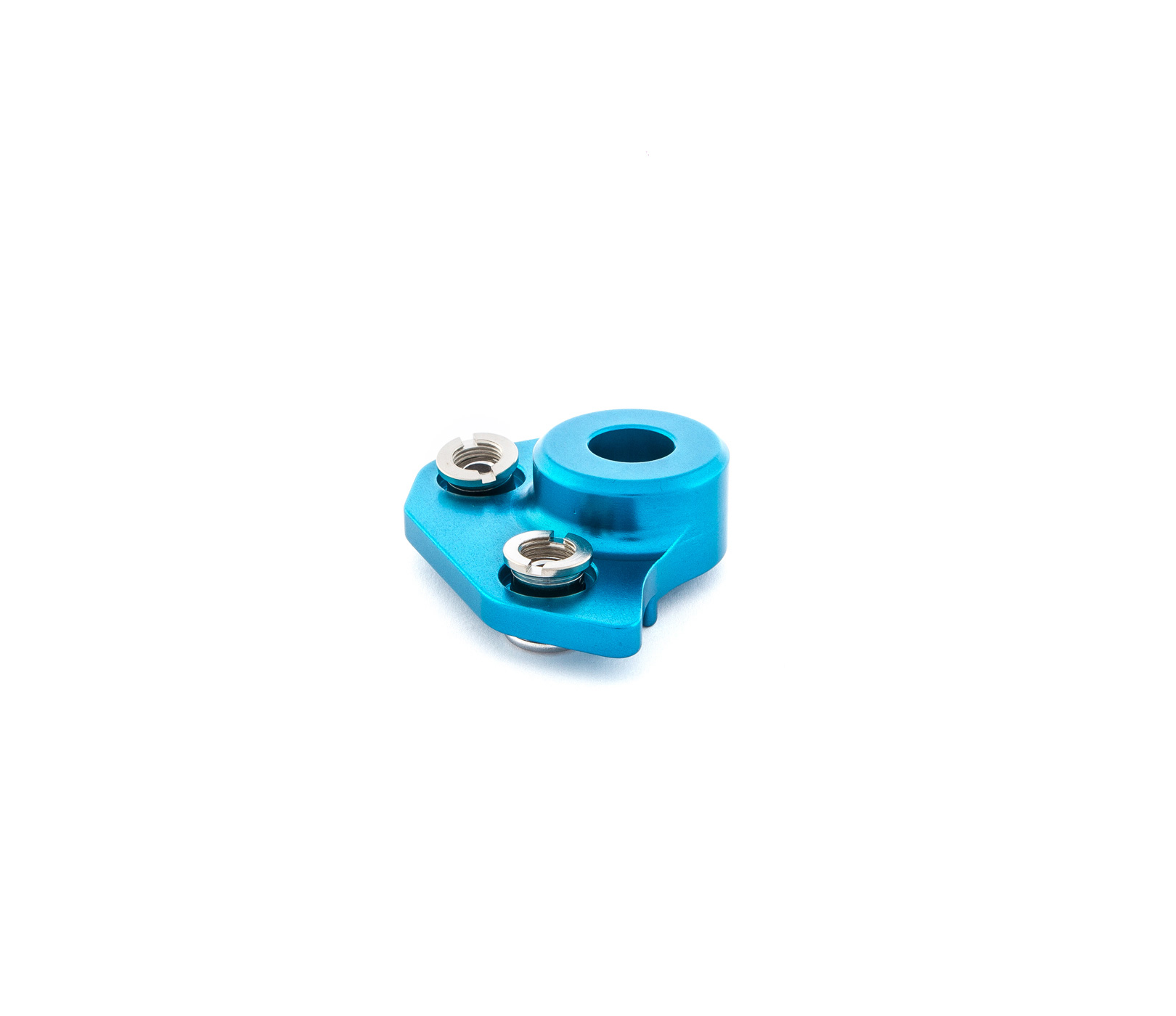 BLUE LEFT DERAILLEUR HANGER FOR 142MM AXLE FOR RALLON MODELS