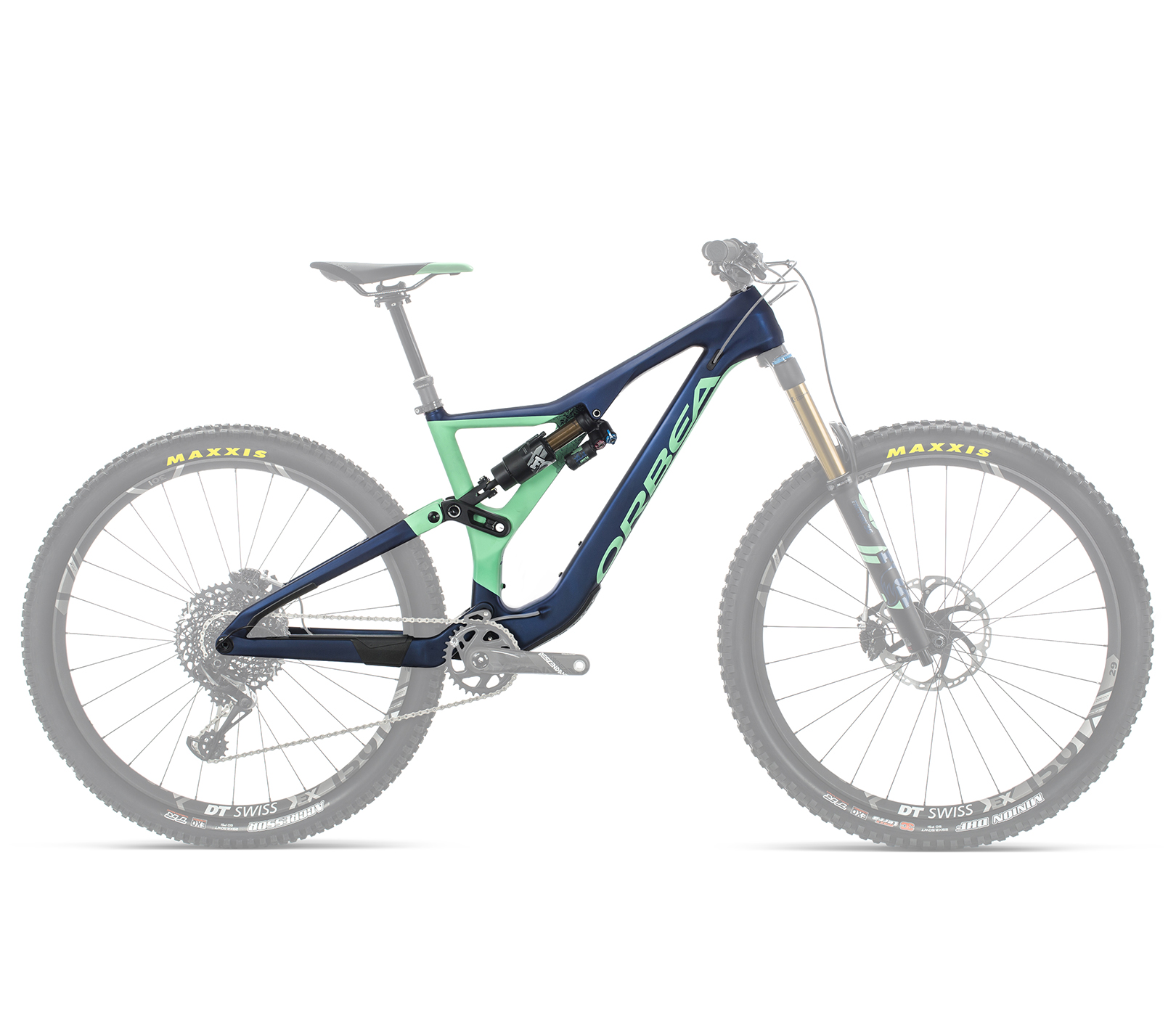 RALLON+FLOAT X2 19 — Orbea