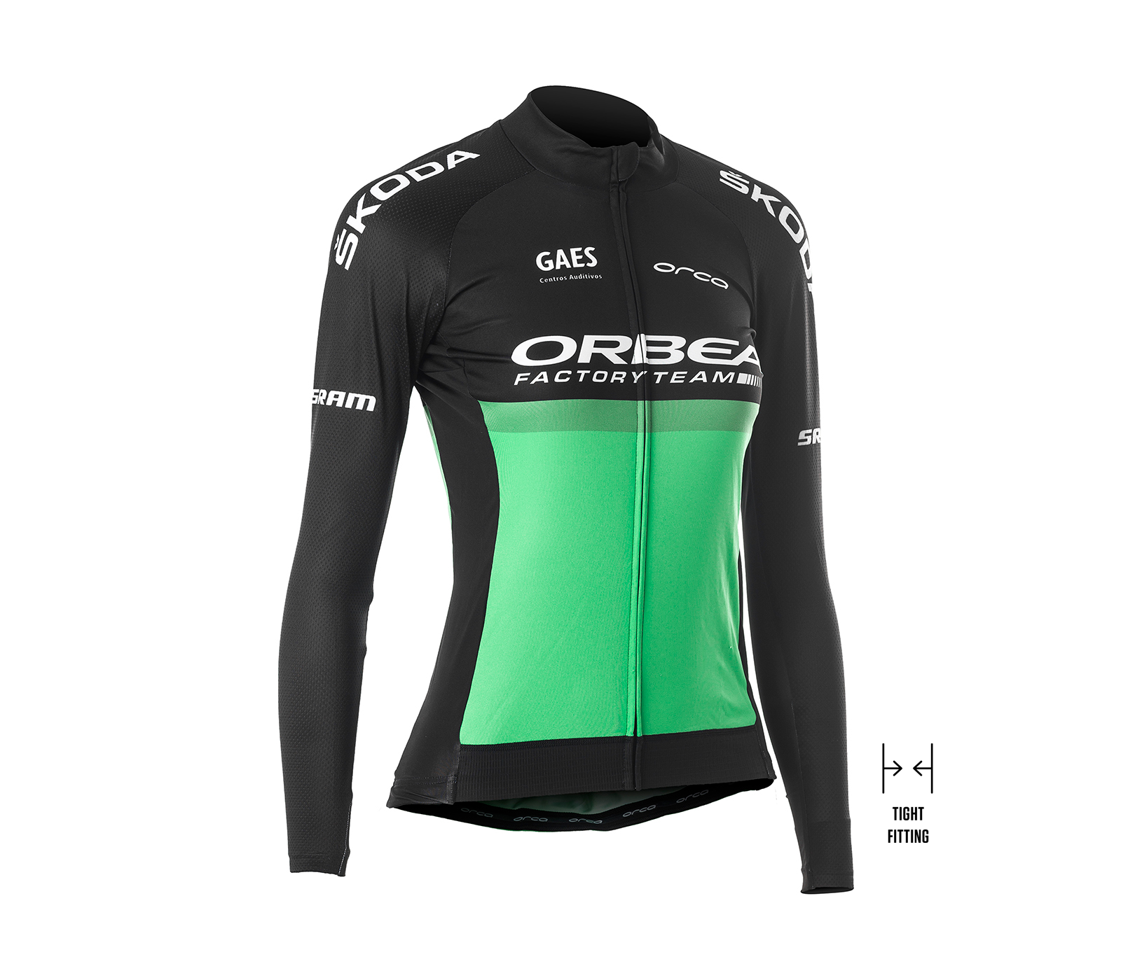 WOMEN JERSEY LS RS1 FACTORY 19