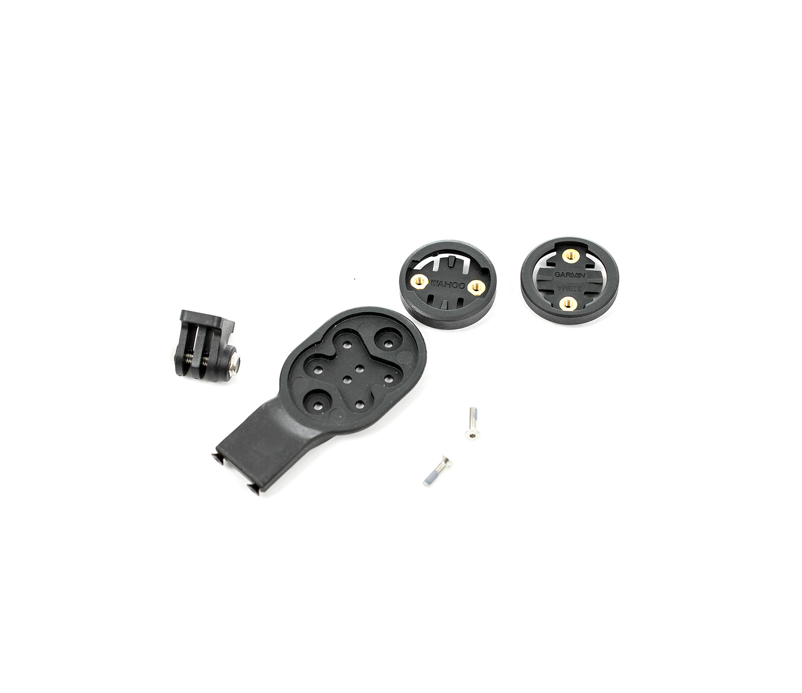 OC COMPONENTS STEMS CYCLE COMPUTER BRACKET KIT